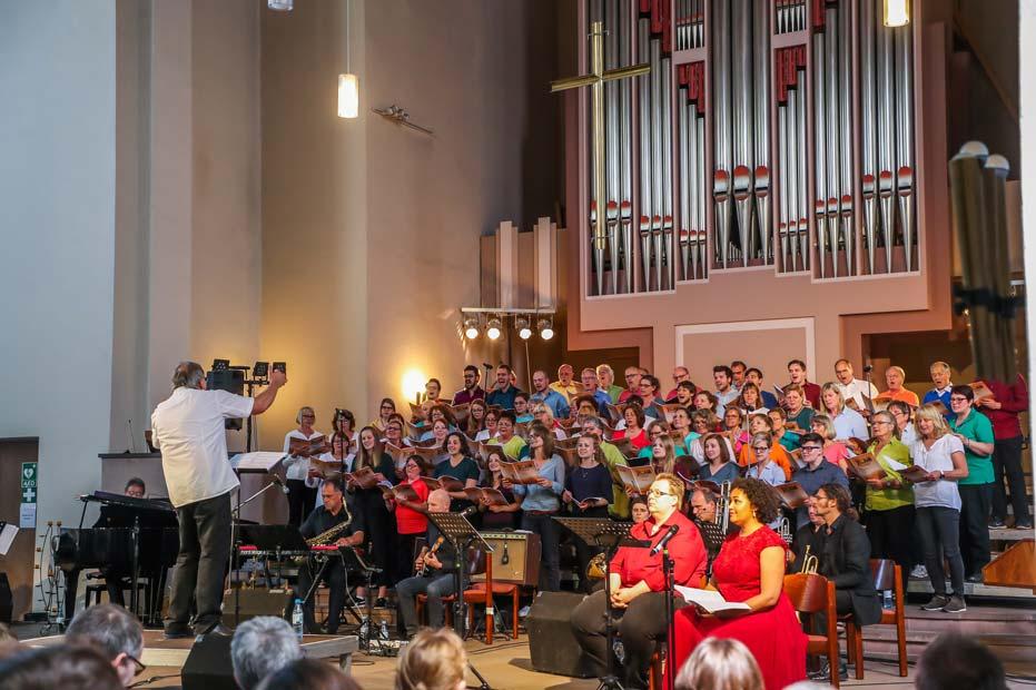 Kirchentag Dortmund Konzerte